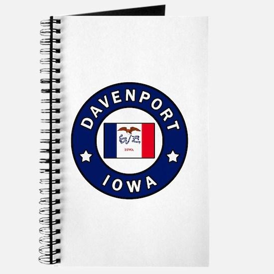 Davenport Iowa Journal