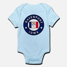 Davenport Iowa Body Suit