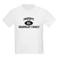 Property of Beardsley Family T-Shirt