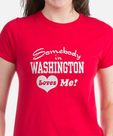 Somebody in Washington Loves Tee