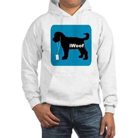 iWoof Schnoodle Hooded Sweatshirt