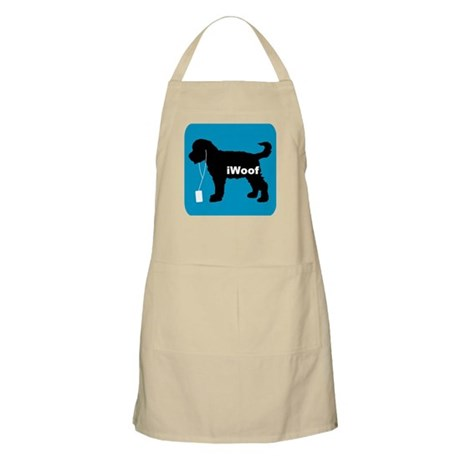 iWoof Schnoodle BBQ Apron