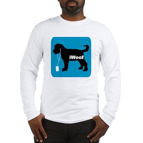 iWoof Schnoodle Long Sleeve T-Shirt