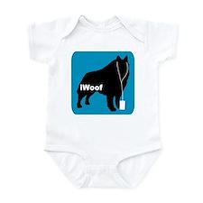 iWoof Schipperke Infant Bodysuit