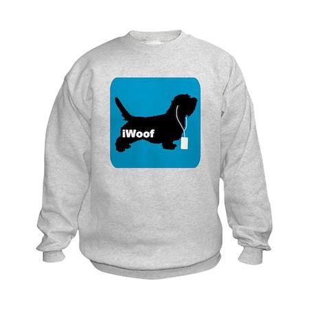 iWoof PBGV Kids Sweatshirt