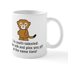 Funny Sarcastic Monkey Mug