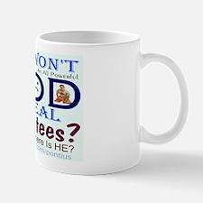 Cute Theist theism Mug