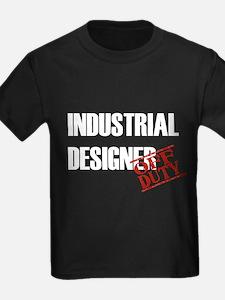 Off Duty Industrial Designer T