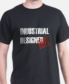 Off Duty Industrial Designer T-Shirt