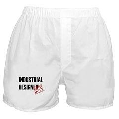 Off Duty Industrial Designer Boxer Shorts