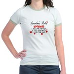 Grandma's Rules Jr. Ringer T-Shirt