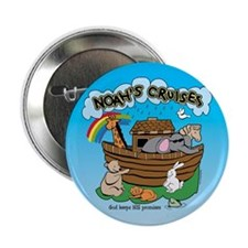 "Noah's Cruises 2.25"" Button"