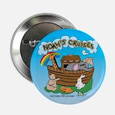 """Noah's Cruises 2.25"""" Button"""