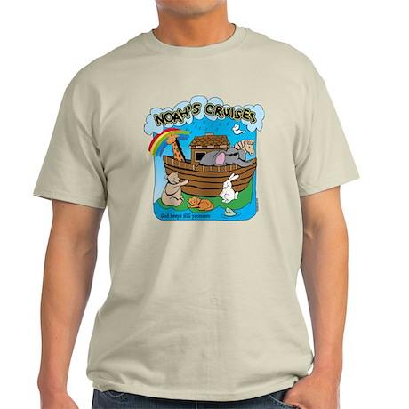 Noah's Cruises Light T-Shirt