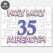 35 Already Birthday Designs Puzzle