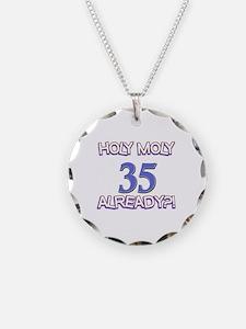35 Already Birthday Designs Necklace