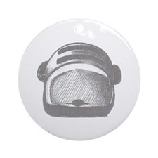 Toaster Ornament (Round)