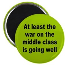 MIDDLE CLASS Magnet