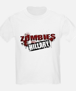 Zombies for Hillary T-Shirt
