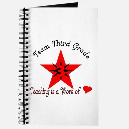 Team Third grade Journal
