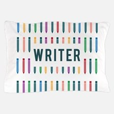 Writer Pillow Case