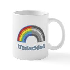 Undecided Rainbow Mug