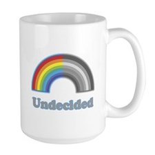 Undecided Rainbow Mug