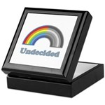 Undecided Rainbow Keepsake Box