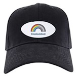 Undecided Rainbow Black Cap