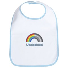 Undecided Rainbow Bib