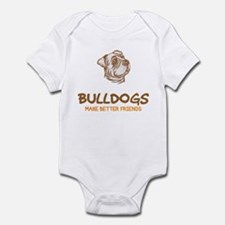 American Bulldog Onesie