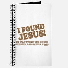 I Found Jesus Journal
