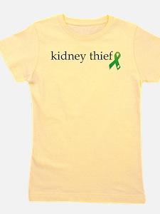 Kidney donor Girl's Tee