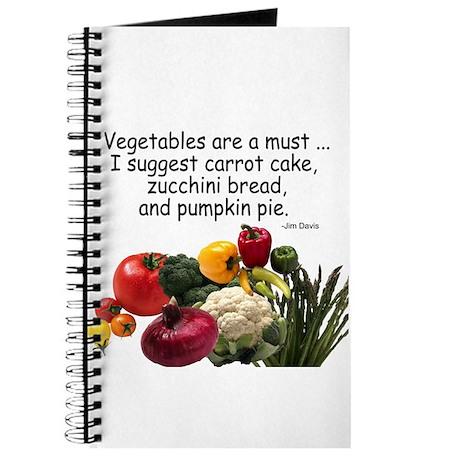 Case for Veggies! Journal