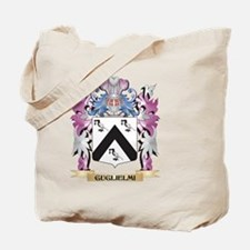 Guglielmi Coat of Arms (Family Crest) Tote Bag
