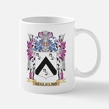 Guglielmo Coat of Arms (Family Crest) Mugs
