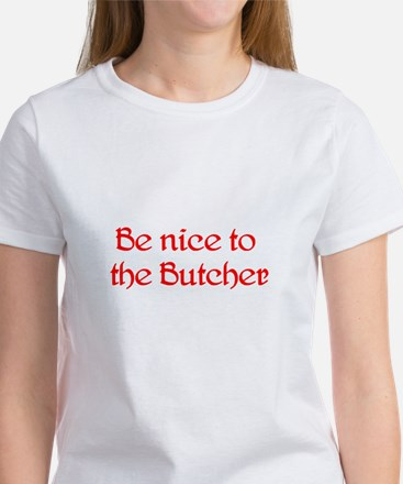 Butcher Women's T-Shirt