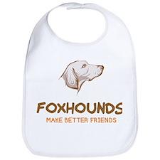 American Foxhound Bib