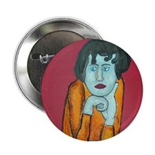 """Absinthe Drinkers 2.25"""" Button"""