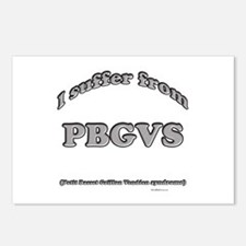 PBGV Syndrome2 Postcards (Package of 8)