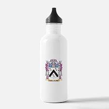 Guillelme Coat of Arms Water Bottle