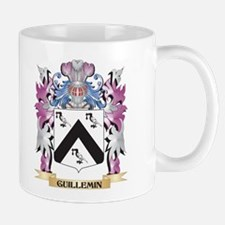 Guillemin Coat of Arms (Family Crest) Mugs