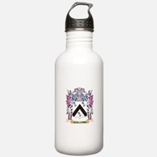Guillemin Coat of Arms Water Bottle