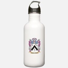 Guillemot Coat of Arms Water Bottle
