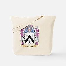 Guillemot Coat of Arms (Family Crest) Tote Bag