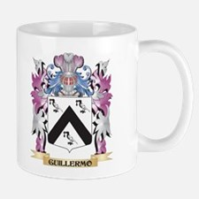 Guillermo Coat of Arms (Family Crest) Mugs