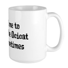 Wife or Ocicat Mug