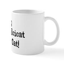 Missing Girlfriend & Ocicat Mug