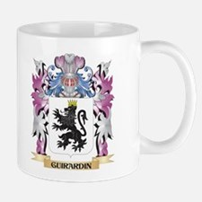Guirardin Coat of Arms (Family Crest) Mugs