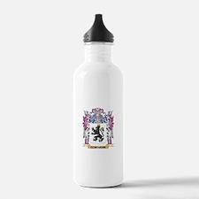 Guirardin Coat of Arms Water Bottle